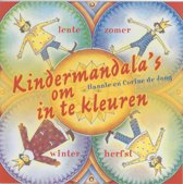 Kindermandala's om in te kleuren