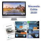 (NIEUW!) Auto Theorieboek Rijbewijs B 2019 + Online Theorie Oefen Examens + Samenvatting