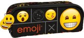 Emoji Faces - Etui - 21 x  8 x 5 cm - Multi