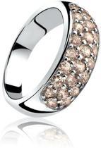 Zinzi - Zilveren Ring - Maat 50 (ZIR334C50)