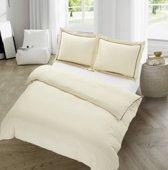 Hotel Bedding - Comfort - Creme - Maat: 200 x 200/220
