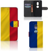 Bookstyle Case Motorola Moto G4 Play Roemenië