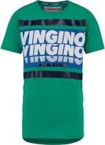 Vingino Jongens T-shirt - Emerald - Maat 128