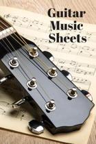 Guitar Music Sheets