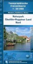 Naturpark Stechlin-Ruppiner Land Nord 1 : 50 000