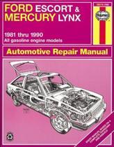 Ford Escort & Mercury Lynx (81 - 90)