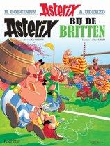 Asterix 08. Bij de Britten