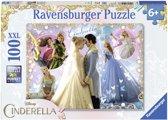 Ravensburger Disney Princess Disney Assepoester - Puzzel van 100 stukjes