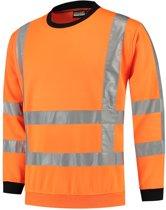 Tricorp Sweater RWS - Workwear - 303001 - Fluor Oranje - maat XXL