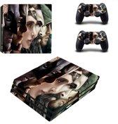 Superheroes - PS4 Pro skin