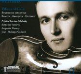 Symphonie Espagnole/Sonate-Arlequin