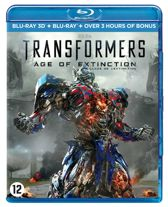 Transformers 4: Age Of Extinction (3D Blu-ray)