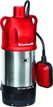 EINHELL Diepte-/ Dompelpomp GC-DW 900 N - 900 W - 6.000 l/h - RVS-behuizing