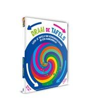 Boekomslag van 'Leer je tafels van vermenigvuldiging in een handomdraai'