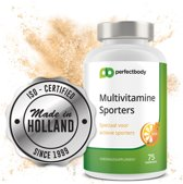 Multivitamine Sporters - 75 Tabletten - PerfectBody.nl