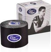 CureTape Sports Black 5cm x 5m 1rol