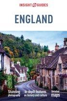 Omslag van 'Insight Guides: England'