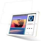 Shop4 - iPad 9.7 (2017) Glazen Screenprotector -  Gehard Glas Transparant