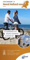 ANWB fietskaart 12 - Noord-Holland Noord, Texel 1:50.000