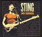 CD cover van My Songs van Sting