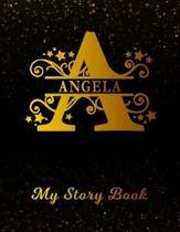 Angela My Story Book
