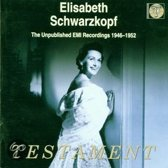Elizabeth Schwarzkopf - Unpublished EMI Recordings 1946-52