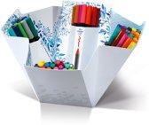 edding Colour Happy Big Box - Set van 70 verschillende soorten stiften
