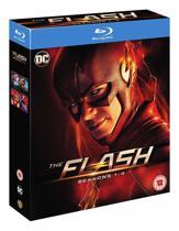 The Flash Seizoen 1 t/m 4 (blu-ray) (Import zonder NL)