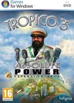 Tropico 3, Absolute Power (Add-On) (DVD-Rom) - Windows