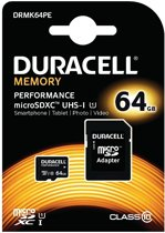 Duracell DRMK64PE geheugenmodule UHS-I