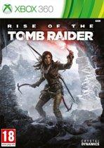 Rise of the Tomb Raider (English/Arabic Box) /X360