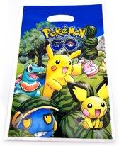 Pokemon GO traktatie zakjes (20 stuks)