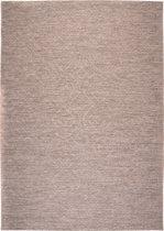 Buitenvloerkleed Nordic - taupe - 160x230 cm