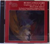 Langgaard: Symphonies Nos 4, 6, 10 & 14, Music Of