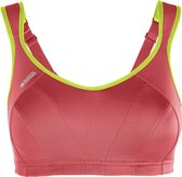 ShockAbsorber Active Multi Support - Sportbeha - Red - 80D