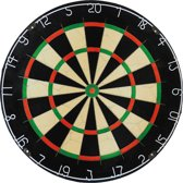 A-merk Plain Bristle - dartbord - Top kwaliteit - Best geteste - dartbord