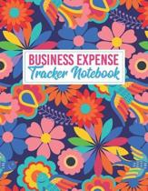 Business Expense Tracker Notebook