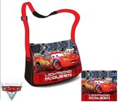 Cars schoudertas lightning mcqueen