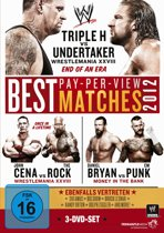 Wwe - Best Ppv Matches 2012