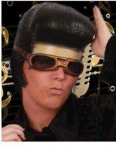 Schedel Elvis met bril