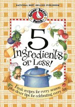 5 Ingredients or Less Cookbook
