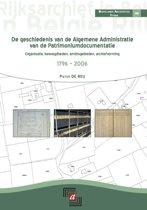 De geschiedenis van de Algemene Administratie van de Patrimoniumdocumentatie (1796 – 2006)