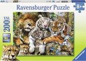 Ravensburger puzzel Een tukje doen - Legpuzzel - 200 stukjes