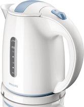 Philips Daily HD4646/70 - Waterkoker - Wit/Blauw