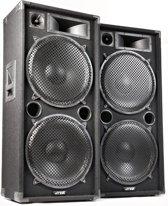 "SkyTec MAX215 disco speakerset 2x 15"" 4000Watt"