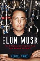 Boek cover Elon Musk van Ashlee Vance (Paperback)