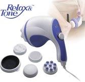 Relax & Tone Massageapparaat - Anti Cellulite