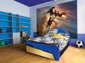 Fotobehang Marvel, Iron Man | Goud | 416x254