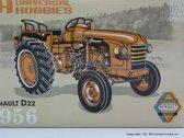 Renault D22 1:16 Universal Hobbies Oranje UH2204