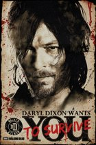 Maxi Poster The Walking Dead Daryl Needs You 61cm x 91.5cm